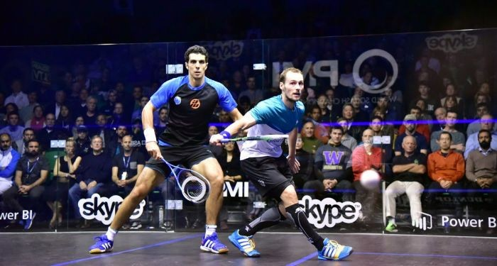 National squash event in Bellevue drew world's best
